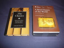Teaching Co Great Courses CDs         BRIEF HISTORY OF THE WORLD     new + BONUS