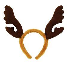 Cuernos Reno ciervo cuernos Rudolf Fiesta Navidad Disfraz