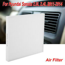 A/C Cabin Air Filter Intake Cleaner Non-woven Parts For Hyundai Sonata 2011-2014