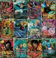 Dragonball Super Card Game Rise Of The Unison Warrior R SR SPR SCR Choose