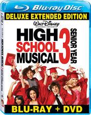 High School Musical 3: Senior Year [2 Discs] [Blu (2010, Blu-ray NEW) BLU-RAY/WS