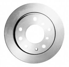 Disc Brake Rotor-Natural Front Parts Plus P9049