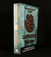 2004 Labyrinth Kate Mosse Signed Uncorrected Proof Copy