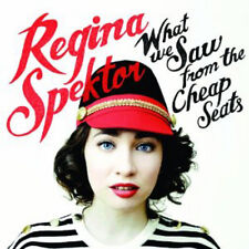 Regina Spektor What We Saw From The Cheap Seats CD 11 Track European Sire 2012