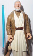 STAR WARS power of the force BEN obi wan KENOBI long light saber VARIANT 1995