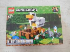 NEW - LEGO Minecraft set 21140 - The Chicken Coop