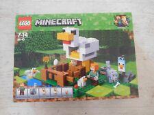 NEW - LEGO Minecraft set 21140 - The Chicken Coop