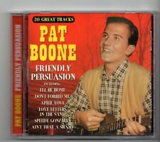 (JH562) Pat Boone, Friendly Persuasion - 2000 CD