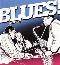 CD Blues! von Various Artists 3CDs