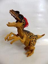 Figurine jouet dinosaure 22 cm CHAP MEI dino Valley son mécanisme ok