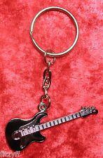 Electric Guitar Key Ring Guitarist Keyring Fender Musician Gift Souvenir
