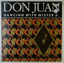 """12"""" MAXI-Don Giovanni-Dancing with MISTER D. - k5550-Slavati & cleaned"""