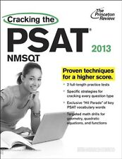 Cracking the PSAT/NMSQT, 2013 Edition (College Tes