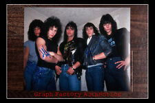 Gfa Heavy Metal Rock Band * Queensryche * Signed 11x14 Photo Q2 Coa