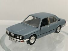 SCHUCO BMW 525 SEDÁN AZUL  MADE IN GERMANY 1/43 REF. 301625