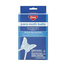 Willert Home Prod. E30 Enoz Para Moth Balls,10 oz