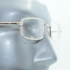 Nearsighted Farsighted Reading Glasses Myopic Presbyopic Gold Minus -3.00 Lens