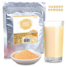 100% Organic Natural Carrot Powder Fruit & Vegetable Powder No Additives