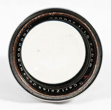 1948 Carl Zeiss Jena Sonnar 5cm f1.5 red T lens Contax RF mount