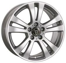 Golf WolfRace One Piece Rim Wheels with Tyres