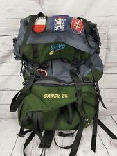 Slavo Ganek 85 Green Backpack Internal Frame Pack 85L