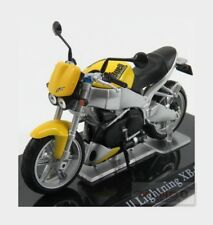 Buell Lightweight Xb-9S Yellow Silver EDICOLA 1:24 ED4110113