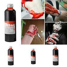 Halloween Blood Fake Wounds Scars Bruises Fake Blood Painting Good Makeup