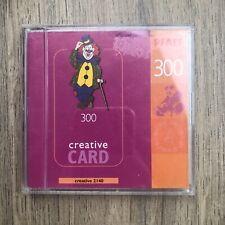 Pfaff Creative Fantasy Embroidery Card 300 Creative 2140