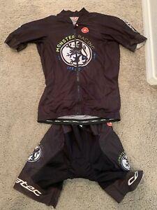 Castelli Women's Aero 4 Cycling Kit - Bib And Jersey - Medium