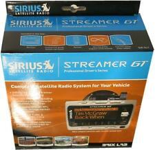 SIRIUS Streamer GT SIR-SL1 Satellite Radio Receiver & Car Kit