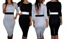 Viscose Wiggle/Pencil Dresses for Women