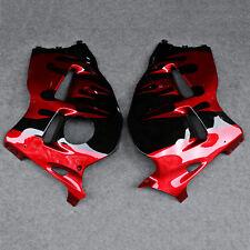 Left+Right Part Batwing Fairing Bodywork Panel Fit for Suzuki GSX1300R 1997-2007