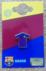 FC Barcelona Home Kit Football Badge (Official Merchandise) - FREE POSTAGE!