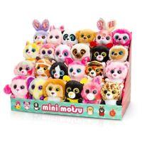 KORIMCO MINI MOTSU ANIMOTSU CUTE SOFT ANIMAL PLUSH TOY 10cm - 24 Designs! **NEW*