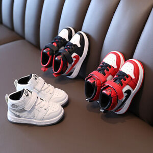 Unisex Kids Trainers Boys Girls Running Children Sports Shoes Toddler Sneakers