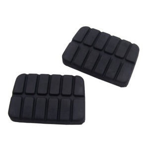 Brake Clutch Pedal Pad Rubber Cover 46531-M3000 Fit For Nissan D21 Pickup Pulsar
