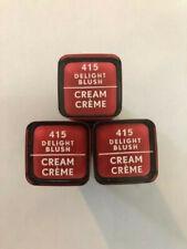 (3) Covergirl Colorlicious Cream Lipstick, 415 Delight Blush