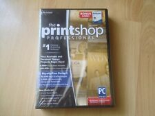 Print Shop Professional 4.0 (Latest Version) PC *NEW* Sealed Software