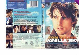 Vanilla Sky DVD - Ex-Rental - SAME / NEXT DAY POSTAGE from SYDNEY