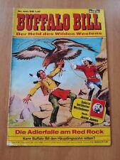BUFFALO BILL 441  BASTEI VERLAG 1977