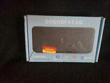 Soundfreaq Pocket Kick Ultra-Portable Wireless Speaker w/Mic Speakerphone
