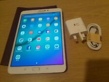 Samsung Galaxy Tab T2 8.0 inch SM-T719 32GB WiFi & 4G LTE - White (EE Network)