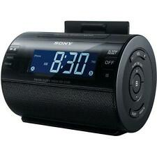 Sony ICF-C11iP Clock Radio With IPhone Lightning DocK Remote NEW