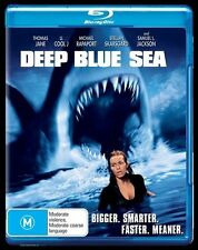Deep Blue Sea (Blu-ray, 2011) Region B