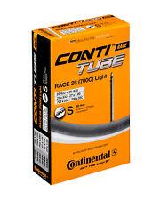 Continental Race 28 Light Road Bike Inner Tube 700c x 20-25 Presta - 80mm