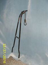 8 3/4 chopper sportster softail custom old school vintage rat harley sissy bar