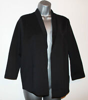 NEXT Black Office Day Evening Classic Ladies Jacket Blazer UK 12  EU 40 £42