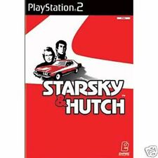 STARSKY & HUTCH PS2 GAME excellent condition UK PAL ORIGINAL !!