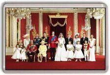 William and Kate Fridge Magnet #6 royal wedding