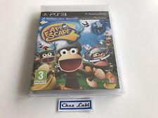 Ape Escape - Sony PlayStation PS3 - FR - Neuf Sous Blister